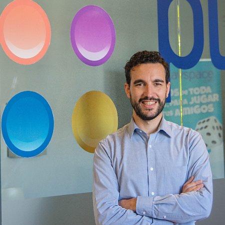 Alberto de Rodrigo, CTO de PlaySpace