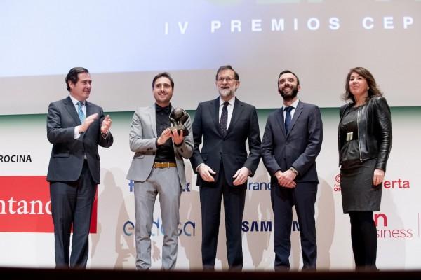 Wireless DNA Premio CEPYME 2017