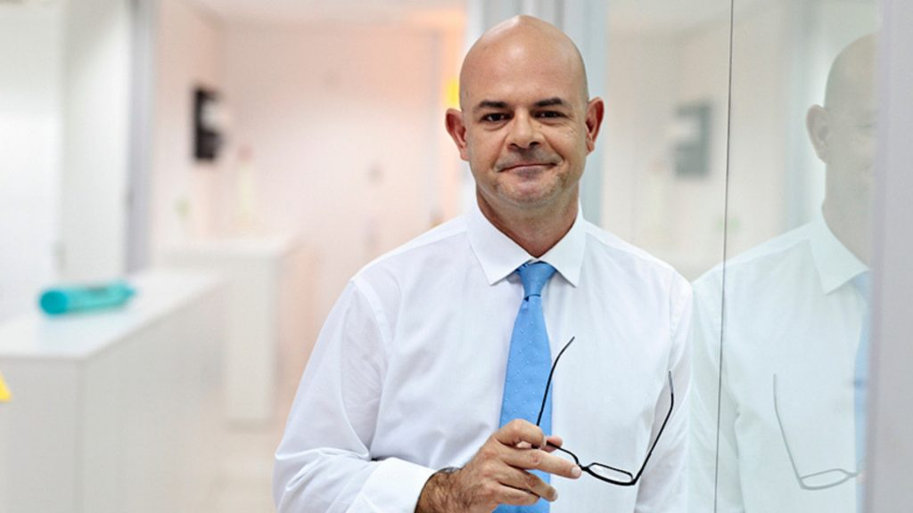 Miguel Fernández Díaz, CEO y fundador de Innovation Strategies